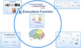 Lezing NOT: Executieve functies