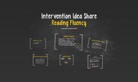 Copy of Intervention Idea Share