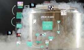 Copy of LEYES DE LOS GASES