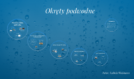 Copy of Okręty podwodne
