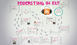 Copy of PODCASTING IN ELT
