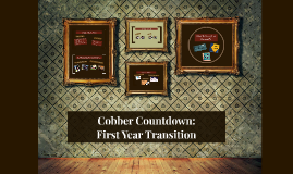 Cobber Countdown: