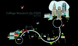 College Research On FIDM