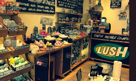 LUSH Christmas products - PR Plan