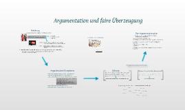Argumentationspläne - fair argumentieren