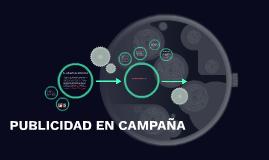 PUBLICIDAD EN CAMPAÑA