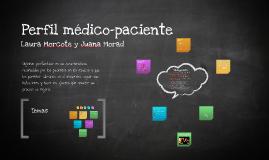 Perfil medico-paciente