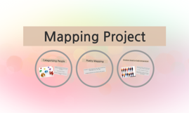 Mapping Project