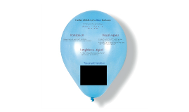 In the Middle of a Blue Balloon