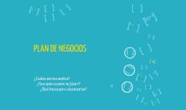 Copy of PLAN DE NEGOCIOS AMWAY