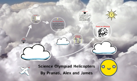 Science Olympiad Helicopters