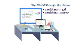 World Through 0ur Sense (Form2)