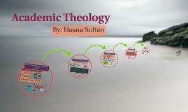 Academic Theology