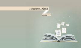 Sumerian Schools