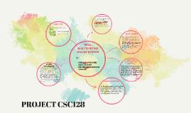 Copy of PROJECT CSC128