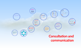 Consultation and communication