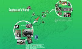 Zephaniah's World