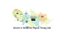 Welcome to the USC Pre-Physical Therapy Club