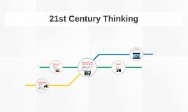 Copy of 21st Century Thinking