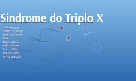 Sindrome do Triplo X