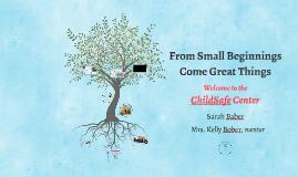 GIS Presentation: ChildSafe Center