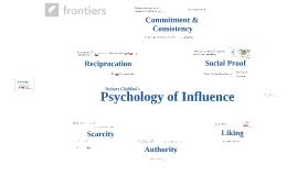 Copy of Psychology of Influence - Wycliffe Session