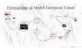 Formazione ai Model European Union