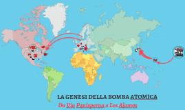 STORIA BOMBA ATOMICA- Enrico Fermi MD