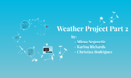 Weather Project Part 2