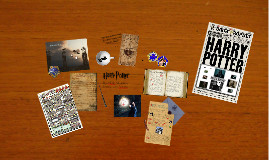 #2 Harry Potter Group Presentation