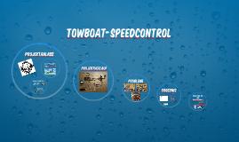 Towboat-Speedcontrol