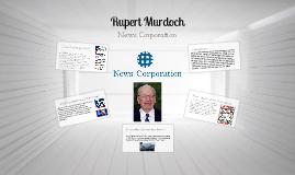 Rupert Murdoch/ News Corp