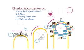 Copy of El Valor Etico del Amor