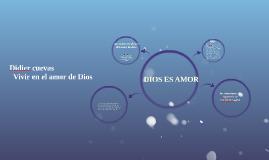 Copy of Copy of DIOS ES AMOR