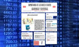 Copy of IMPORTANCIA DE LAS BASES DE DATOS ACADEMICAS Y CIENTIFICAS