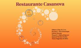Copy of Restaurante Casanova