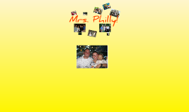 All About Mrs. Philly
