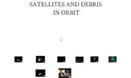 Advisory:  Space Junk in Orbit