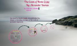 Copy of The count of monte cristo by Rodrigo Sumuob