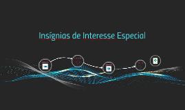 Copy of Novas Insígnias