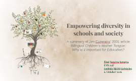 Empowering diversity in schools and society