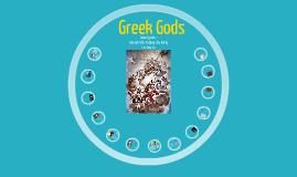 Copy of Greek Gods