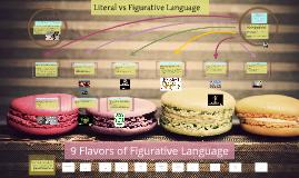 Flavors of Figurative Language Edited