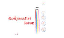 Marzano leerstrategie: coöperatief leren studiedag 15 februari 2013