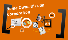 Copy of Home Owners' Loan Corporation (HOLC)