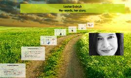 Copy of Louise Erdrich