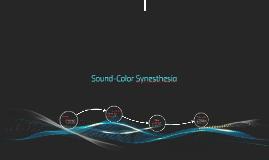 Sound-Color Synesthesia