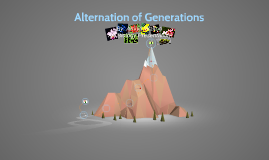 Alteration of Generations