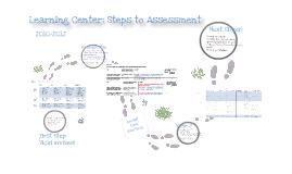 Assessment Happenings in the Learning Center