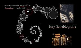 Icey fictiebiografie